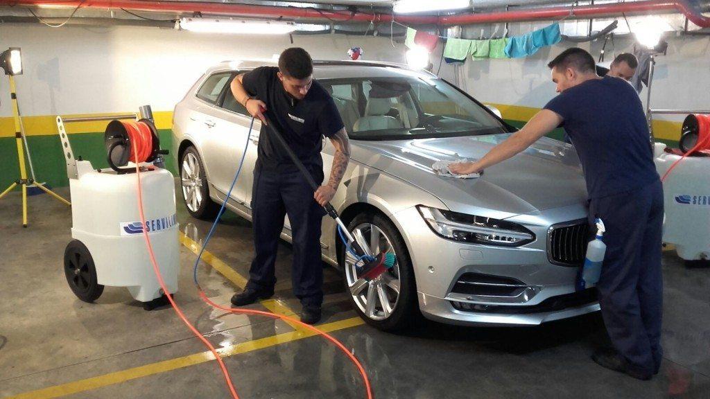 limpieza coches suecos servilimpsa
